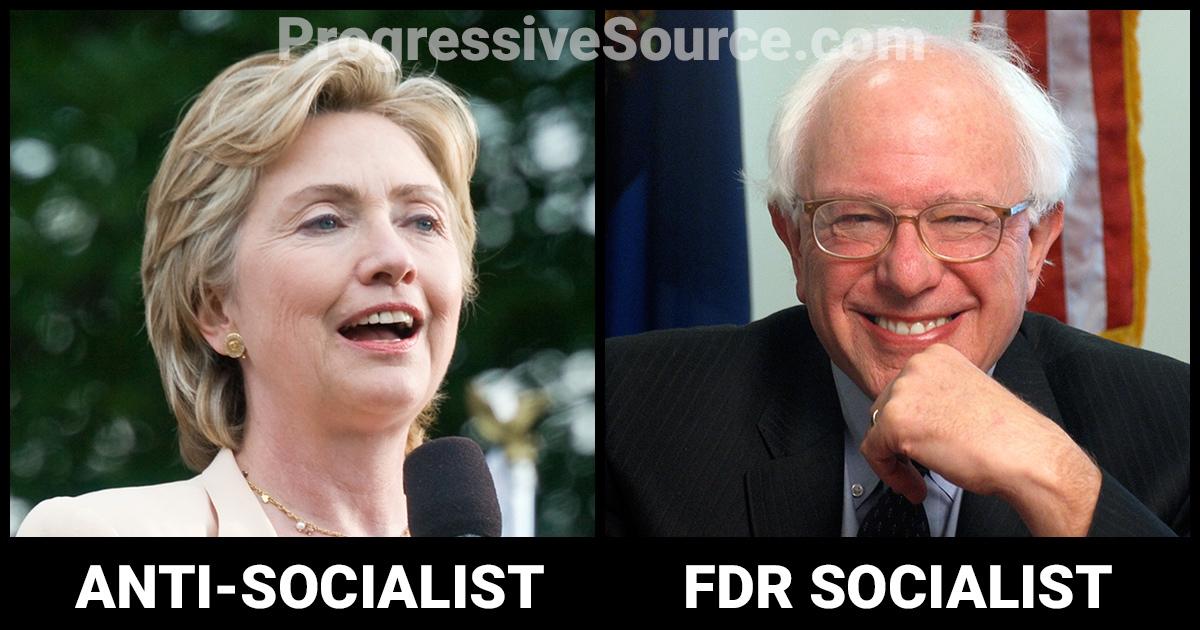 FDR Socialist