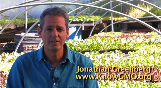Jonathan KnowGMO